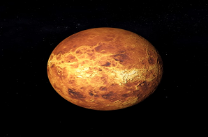 What Lies Beneath The Clouds Of Planet Venus?